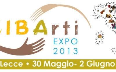 Il GAL Terra d'Arneo partecipa a CIBARTI expo 2013