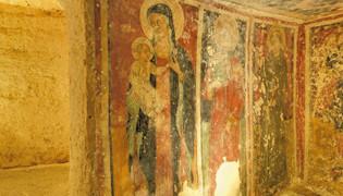 Cripta della Favana