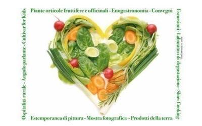 """Il GAL Terra d'Arneo alla V edizione di """"Cultivar – Festival della Dieta Mediterranea"""""""