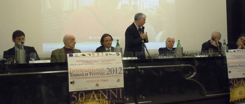 L'Arneo palcoscenico dell'International TourFilm Festival