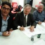 """Firmato l'accordo di cooperazione del progetto interterritoriale """"CAMMINI D'EUROPA"""""""