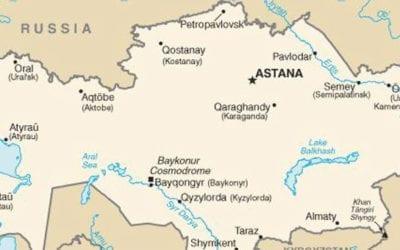 La Terra d'Arneo verso est, per avviare interscambi culturali e commerciali con il Kazakhstan