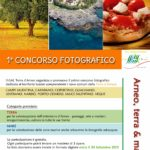 """Concorso fotografico """"Arneo, terra & mare"""": prorogata la scadenza"""