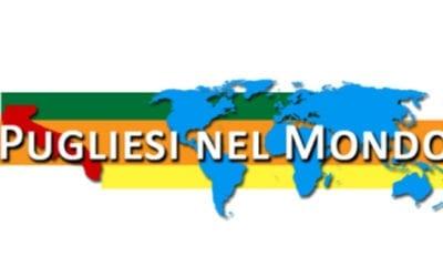 """""""Pugliesi nel Mondo"""": le comunità pugliesi all'estero a supporto della Puglia rurale"""