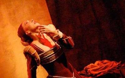 Si chiude con 'Studi d'estasi' la rassegna Terra d'Arneo, Terra dei Teatri