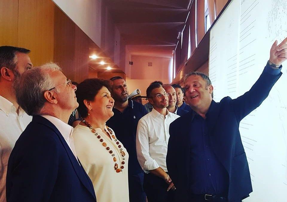 Un nuovo appuntamento in Terra d'Arneo per il Vice Ministro On. Teresa Bellanova