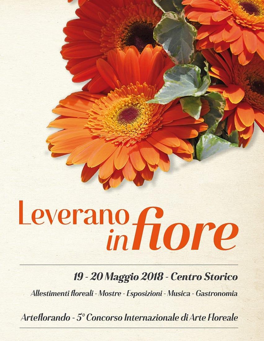 """L'Assessore regionale Leonardo Di Gioia a Leverano per l'inaugurazione di """"Leverano in fiore"""""""