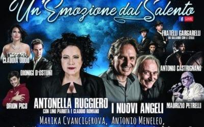 """""""Un'Emozione dal Salento"""": il 22 luglio la 14° edizione"""