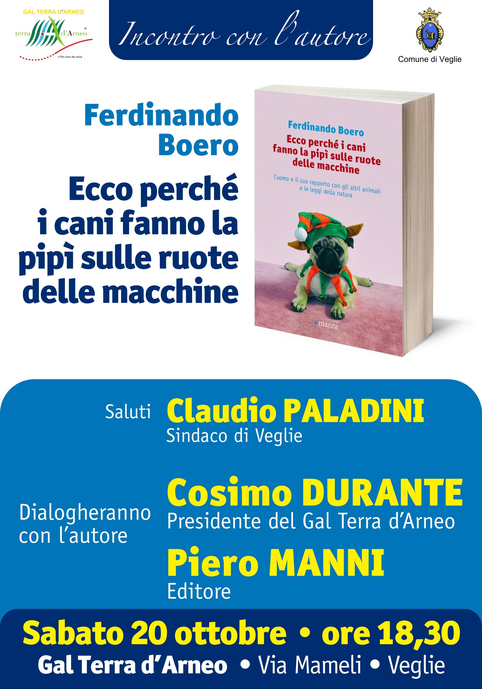 """Il GAL Terra d'Arneo apre le porte alla lettura aderendo all'iniziativa """"Ottobre piovono libri"""""""