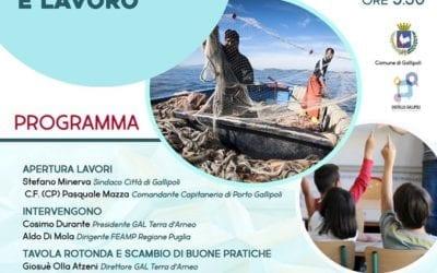 Il mare come opportunità di formazione e lavoro – Workshop