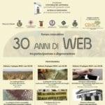 """Forum interattivo """"30 ANNI DI WEB"""" tra partecipazione e degenerazione"""