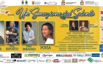 """MAGLIANO TI AMO – """"Un'Emozione dal Salento"""" XV^edizione"""