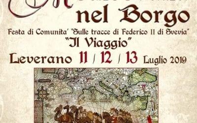 """MediOEvalia nel Borgo: sulle tracce di Federico II di Svevia  – """"IL VIAGGIO"""""""