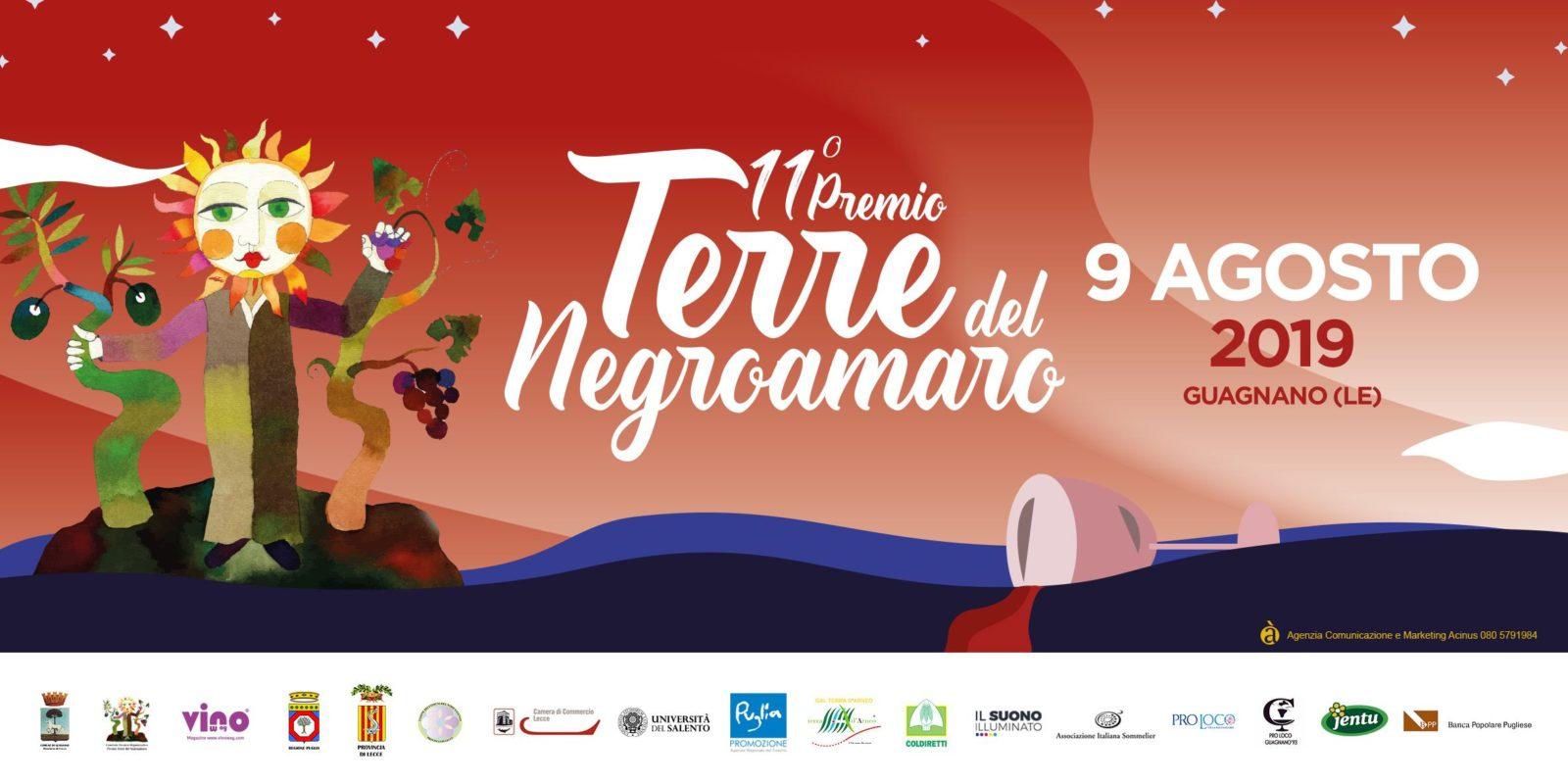 """Undicesima edizione del Premio """"Terre del Negroamaro"""": premiato anche il nostro GAL"""