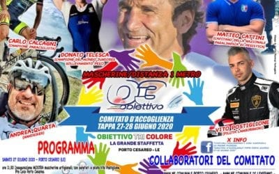 Porto Cesareo: un weekend all'insegna di sport e disabilità